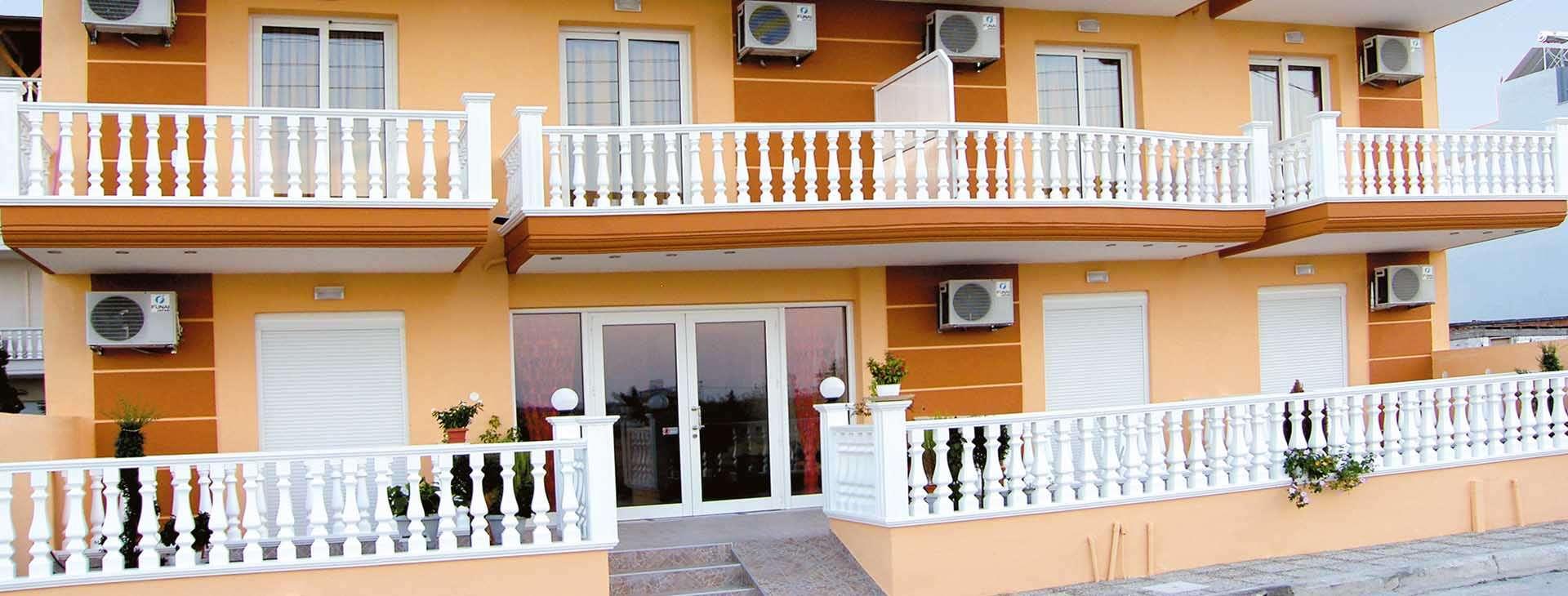 Karies - hotel