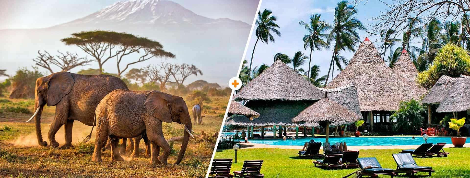 Powitanie z Afryką / Neptune Paradise Village
