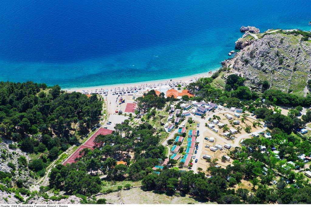 FKK Bunculuka Camping Resort (Baska)