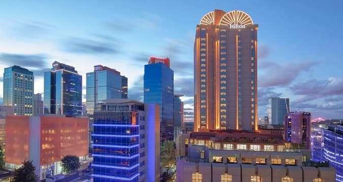 Hilton Maslak