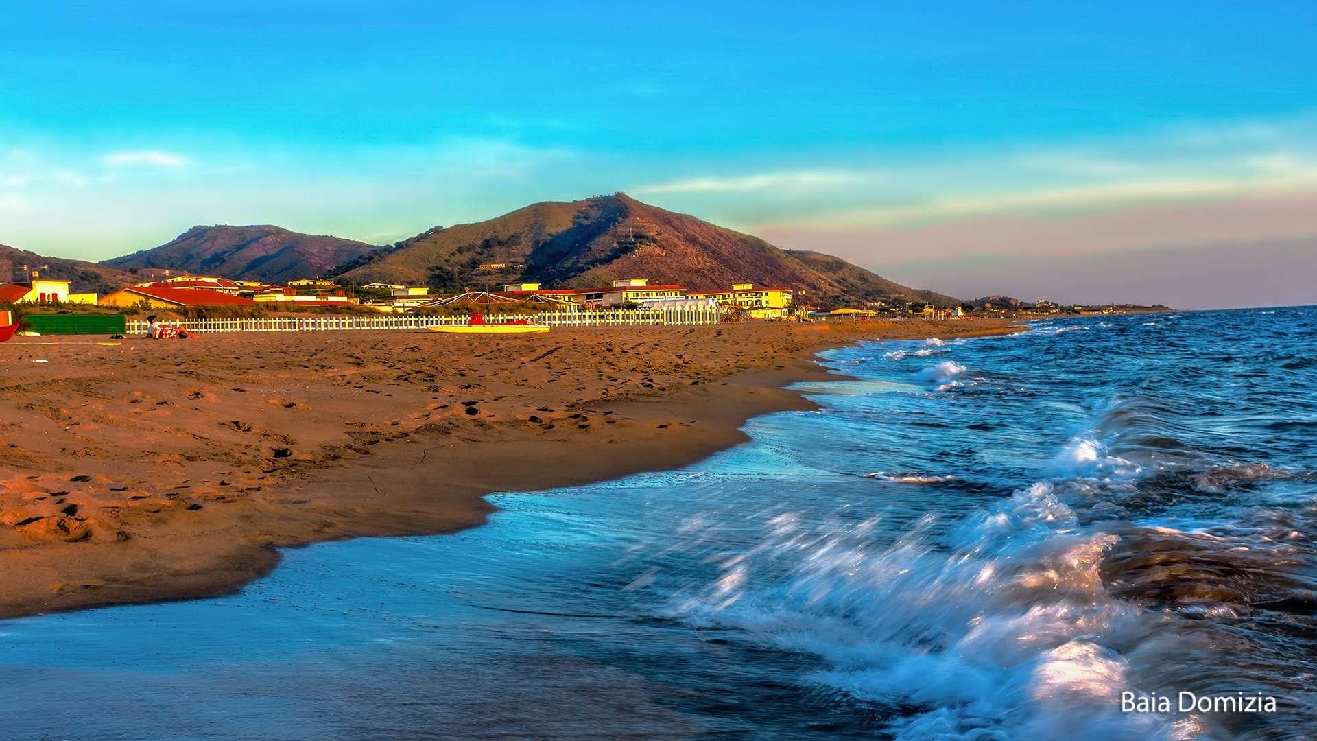 Weekend na plaży - Baia Domizia