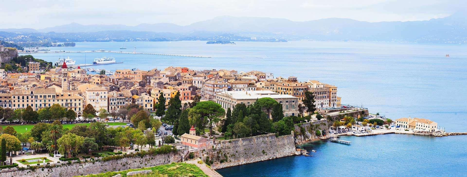 Uroki Korfu i dzika Albania