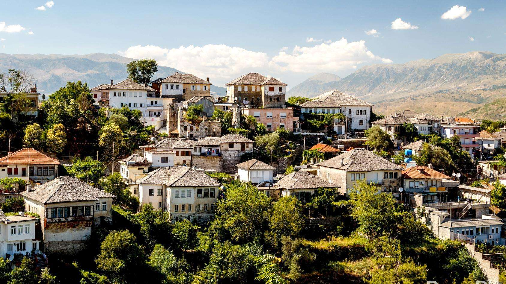 Albańskie Karaiby - Drillon