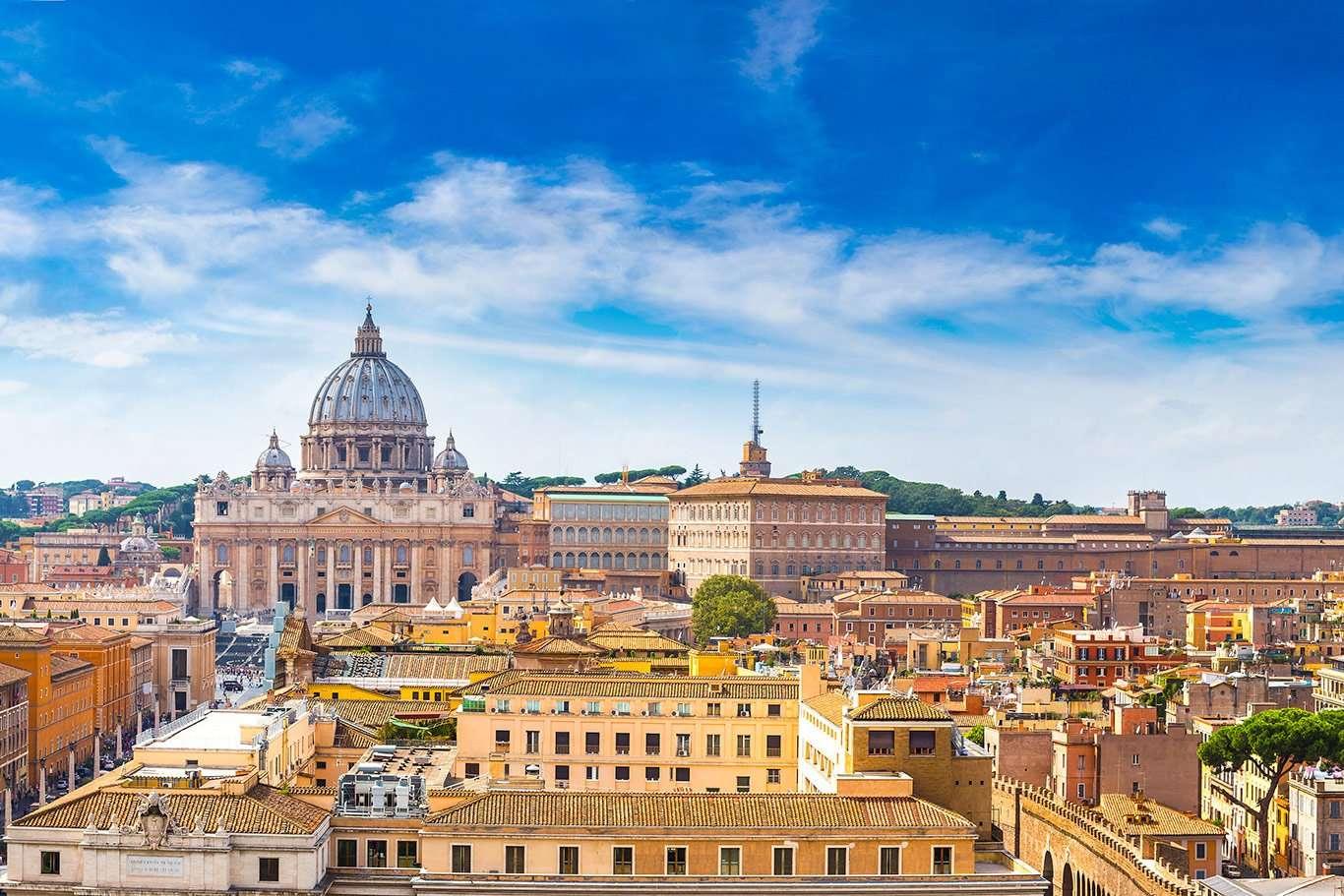 Rzym i Watykan + audiencja papieska