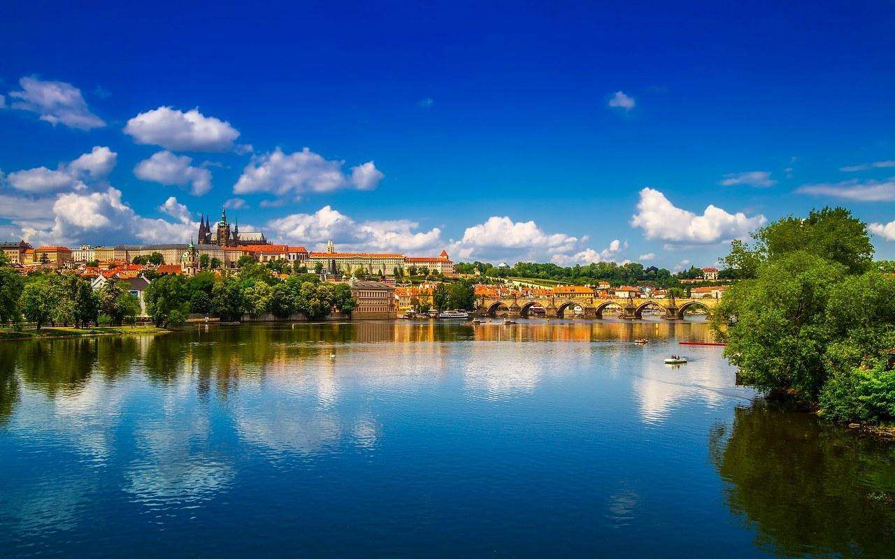 Romantyczna Praga - Wiosenny Spacer