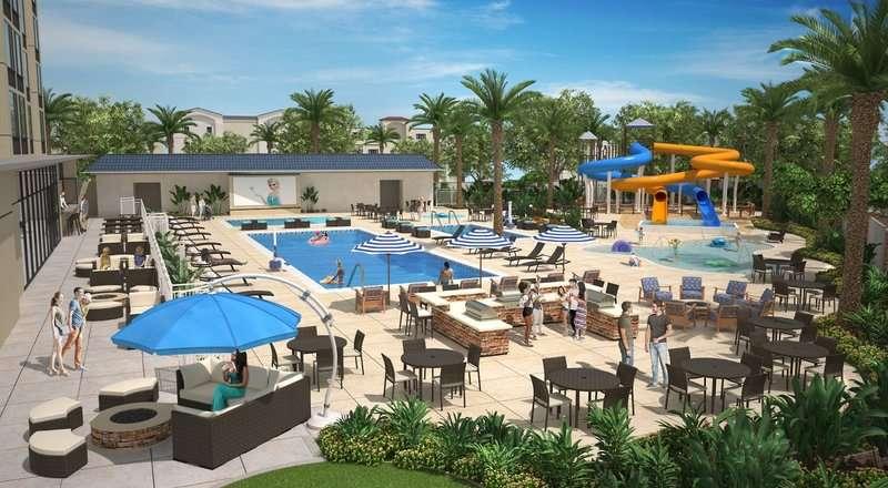 Cambria Anaheim Resort Area
