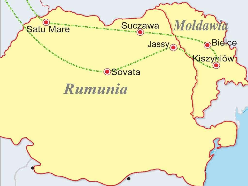 /W/inna Mołdawia - Mołdawia - Rumunia