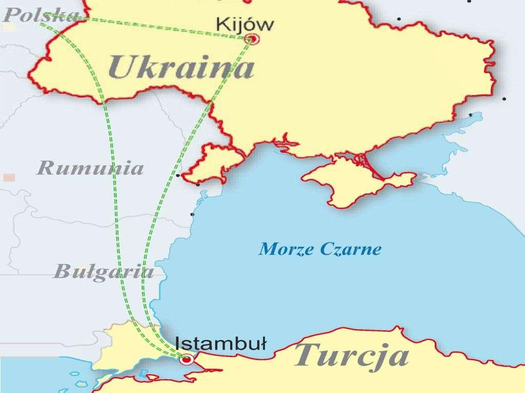 Dwa kroki na Wschód - Ukraina - Turcja