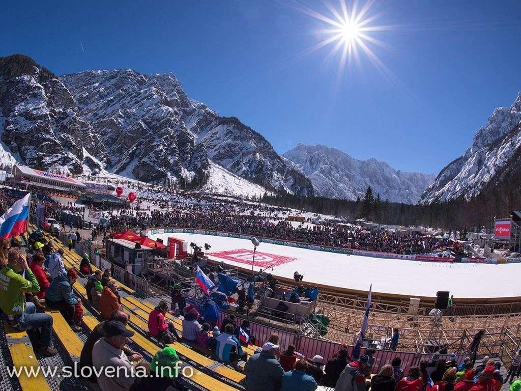 Puchar Świata w skokach narciarskich - Drużynowy - Planica