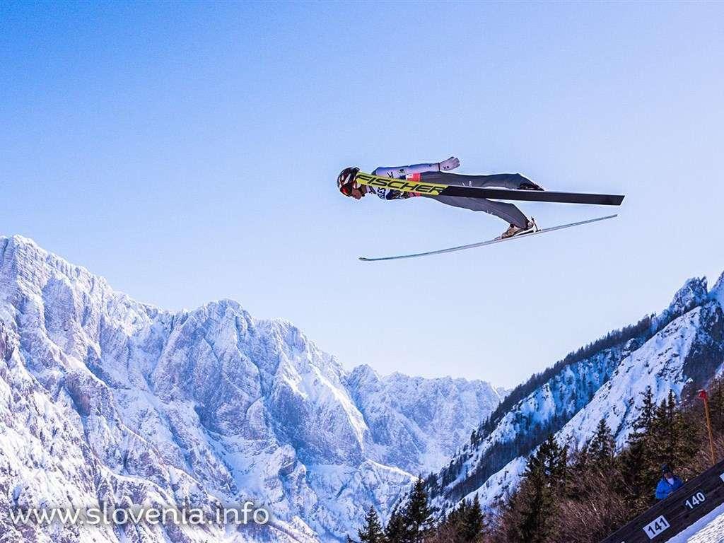 Puchar Świata w skokach narciarskich - Indywidualny - Planica