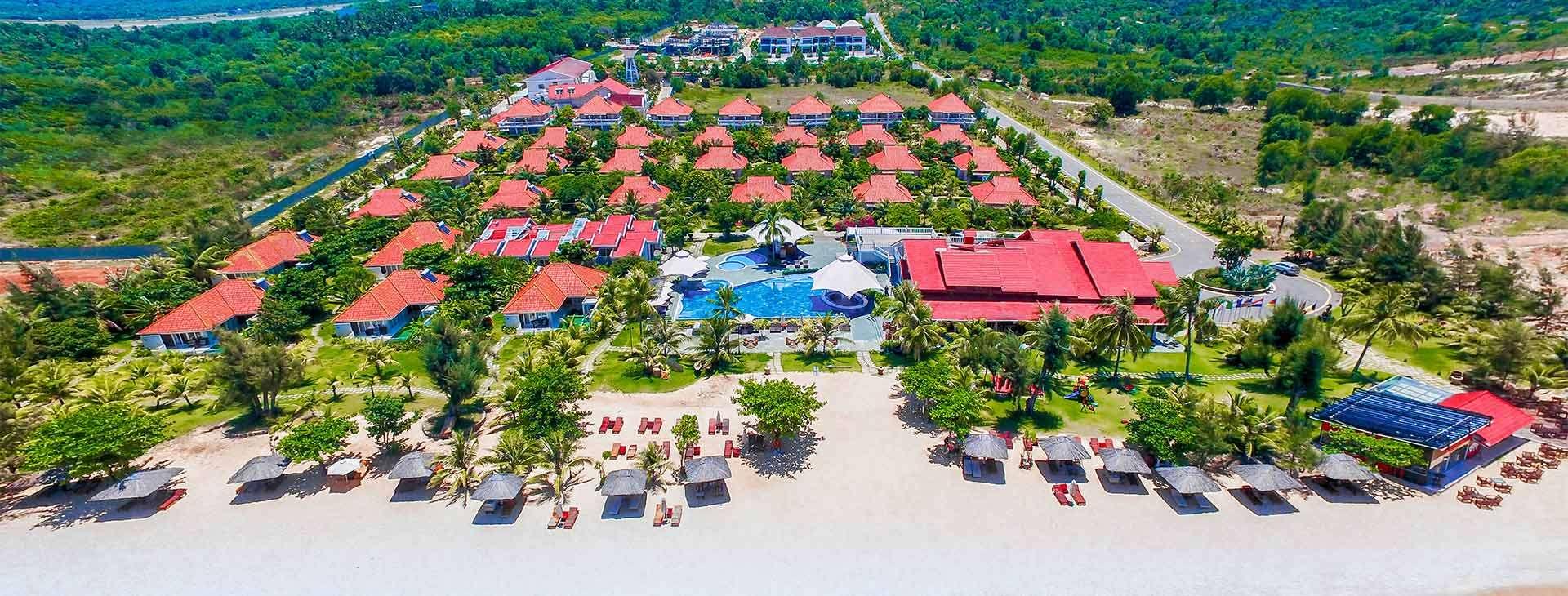 Mercury Phu Quoc Resort and Villas