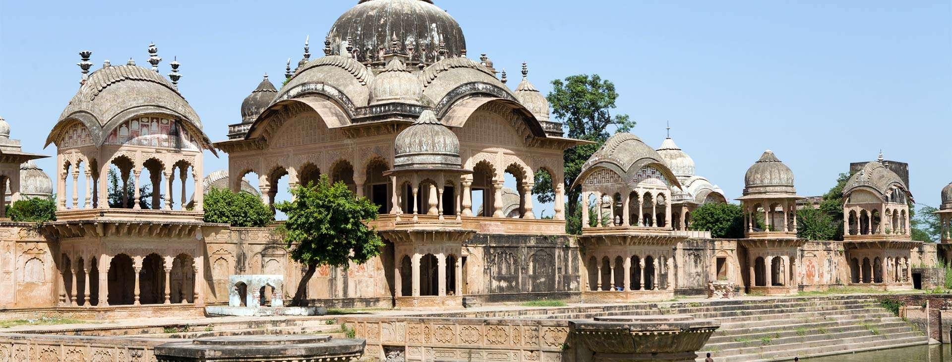 Świątynia Miłości i plaże Goa