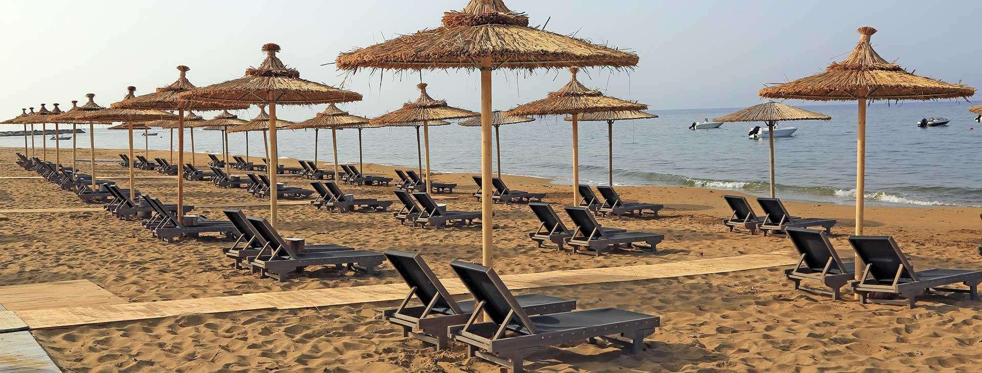 Labranda Sandy Beach (ex Aquis Sandy Beach) - plaża