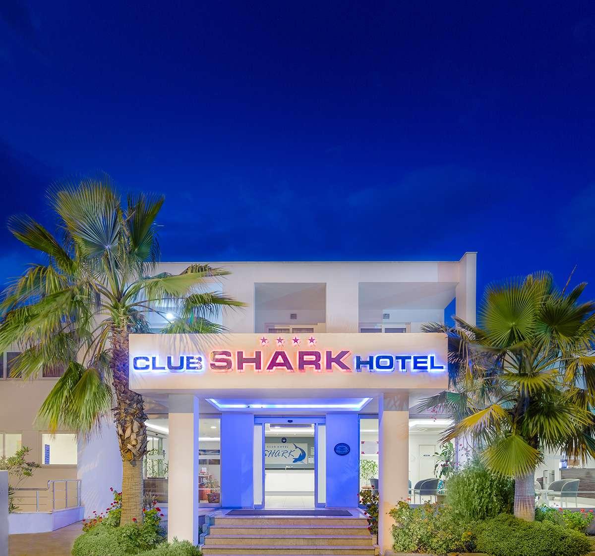 Club Shark Hotel Bodrum