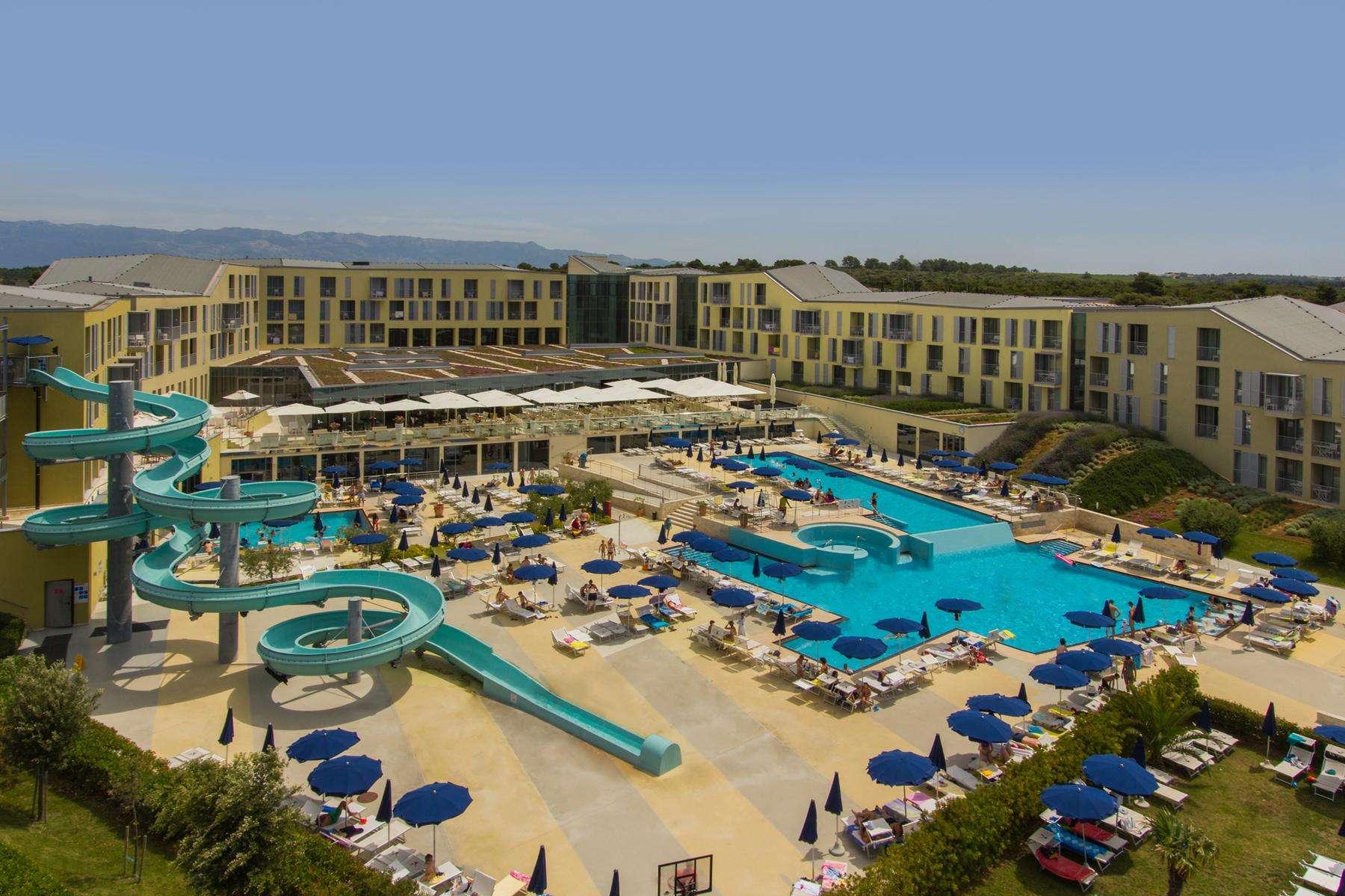 nowy przyjazd niskie ceny informacje dla Hotel Diadora Chorwacja Dalmacja Północna » opis oferty » Fly.pl