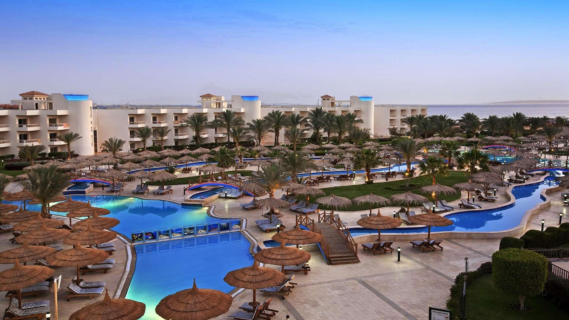 Long Beach Resort (ex Hilton Long Beach) - basen
