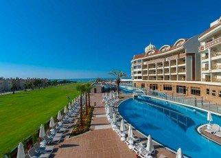 Kirman Belazur Resort Turcja, Belek, Bogazkent