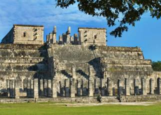 Meksyk - zaginione miasta Majów Meksyk, Wyc. objazdowe