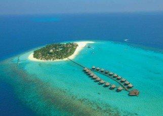 Angaga Island Resort & Spa Malediwy, Ari Atol