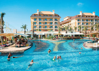 Crystal Family Resort Turcja, Belek, Bogazkent