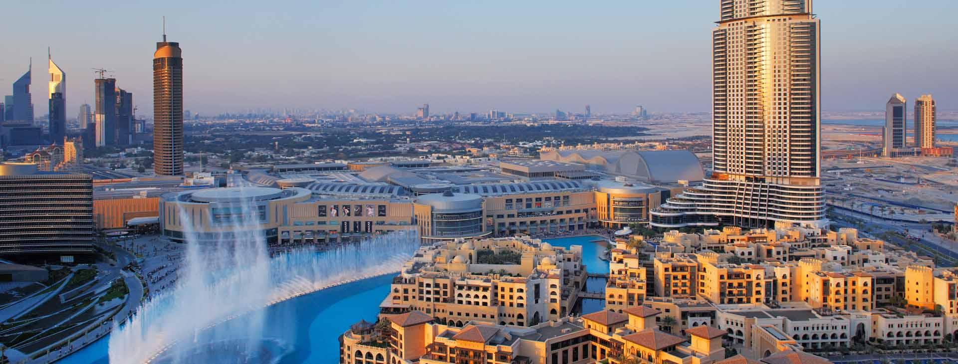 Emiraty Arabskie - Przygoda z szejkiem Emiraty Arabskie, Wyc. objazdowe