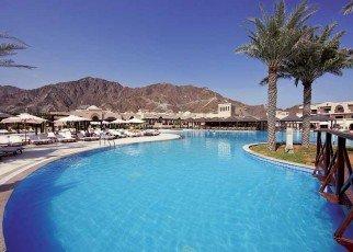 Miramar Al Aqah Beach Resort Emiraty Arabskie, Fujairah