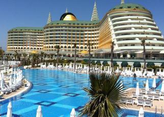 Delphin Imperial Turcja, Antalya, Lara