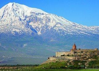 Gruzja - Armenia Gruzja, Wyc. objazdowe