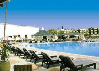 Royal Mirage (ex Beach Albatros) Maroko, Agadir