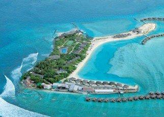 Cinnamon Dhonveli (ex. Chaaya) Malediwy, Male Atol, Nord Male Atol
