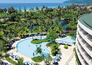 Hilton Phuket Arcadia Resort  Spa