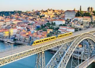 Portugalia od deski do deski Portugalia, Wyc. objazdowe
