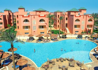 Sea World Resort (ex Aqua Blu) Egipt, Hurghada
