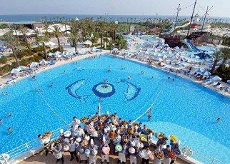 Titanic Beach Turcja, Antalya, Lara