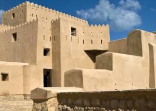 Emiraty Arabskie i Oman - Złote wrota pustyni Emiraty Arabskie, Wyc. objazdowe