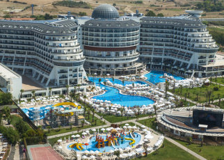 Sea Planet Resort & Spa Turcja, Side, Kizilot