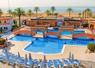 Al Moggar Garden Beach Maroko, Agadir