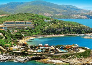 Pine Bay Holiday Resort Turcja, Kusadasi