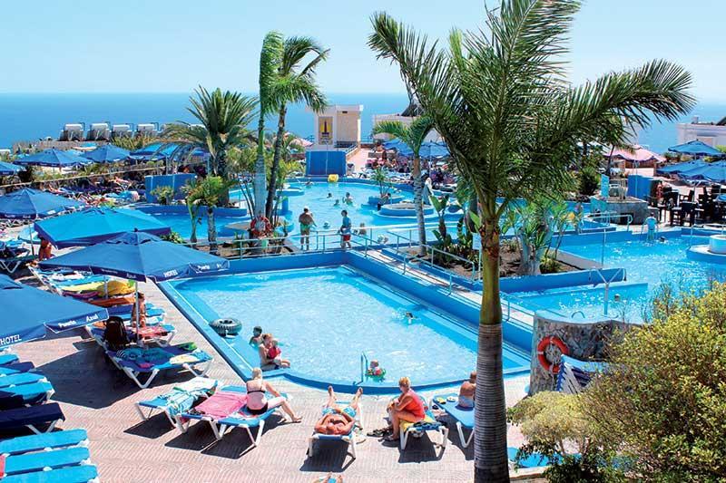 Hotel sunconnect servatur puerto azul hiszpania gran - Servatur puerto azul hotel ...