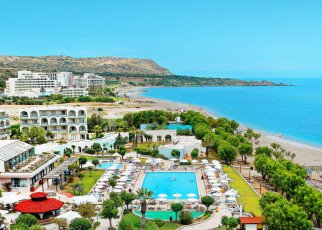 Amada Colossos Resort (ex Louis Beach) Grecja, Rodos, Faliraki