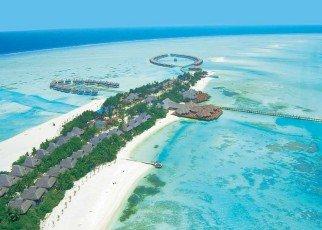 Olhuveli Beach Resort Malediwy, Male Atol