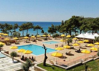 Royal Paradise Beach Grecja, Thassos, Potos