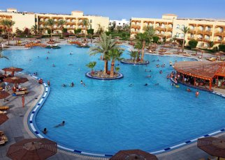 Desert Rose Resort Egipt, Hurghada