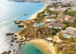 Auramar Beach Resort Portugalia, Algarve, Albufeira