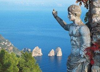 Zakochani w Capri Włochy, Wyc. objazdowe