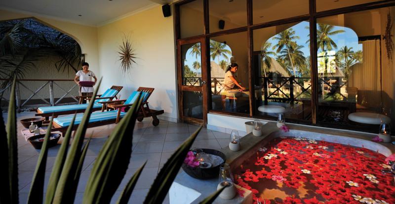 Neptune Pwani Beach Resort #