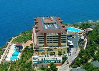 Utopia World Turcja, Alanya, Kargicak