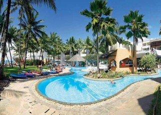 Bamburi Beach Kenia, Wybrzeże Mombasy, Mombasa
