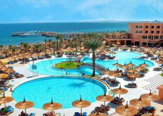 Beach Albatros Resort (Hurghada) Egipt, Hurghada