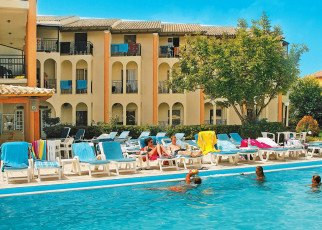 Silver Beach (Roda) Grecja, Korfu, Roda